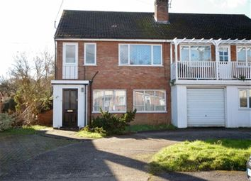 Thumbnail 2 bed property to rent in Berwick Road, Marlow, Buckinghamshire
