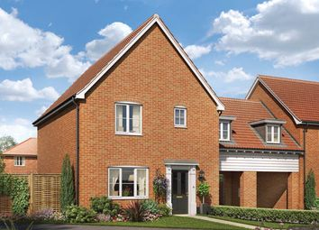 Thumbnail 3 bedroom link-detached house for sale in The Gresham, Blue Boar Lane, Off Wroxham Road, Norwich, Norfolk