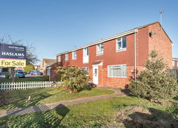 Thumbnail 3 bed semi-detached house for sale in Dunoon Close, Calcot, Reading