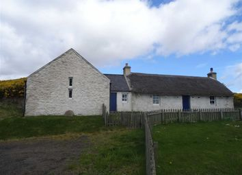 Thumbnail 2 bed cottage for sale in Gartymore, Helmsdale, Sutherland