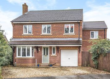 Thumbnail 5 bed detached house for sale in Walkington Drive, Market Weighton, York