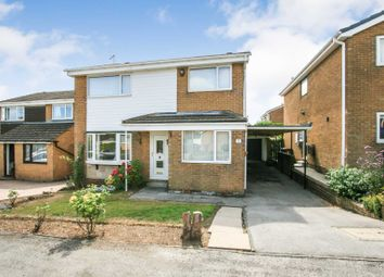 Thumbnail 4 bed detached house for sale in Ormesby Close, Dronfield Woodhouse, Derbyshire