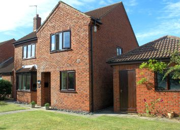 Thumbnail 4 bedroom detached house for sale in Leeds Road, Selby