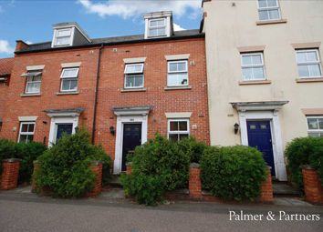 Thumbnail 3 bed town house for sale in Handford Road, Ipswich