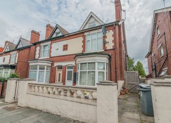 Thumbnail 3 bed flat for sale in Morley Road, Doncaster