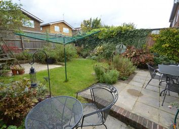 Thumbnail 4 bedroom link-detached house for sale in Welby Crescent, Winnersh