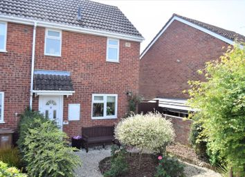 Thumbnail 1 bed end terrace house for sale in Framlingham Close, Worcester