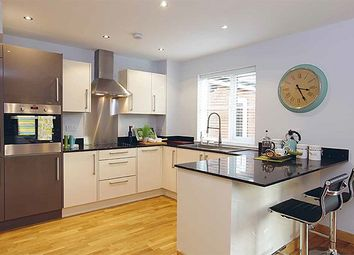 Thumbnail 3 bedroom flat for sale in Central Road, Dartford