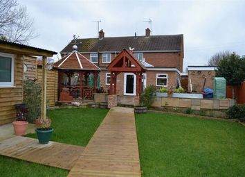 Thumbnail 3 bed semi-detached house for sale in Stockwell Way, Milton Malsor, Northampton