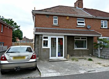 Thumbnail 3 bed semi-detached house for sale in St. Whytes Road, Knowle, Bristol
