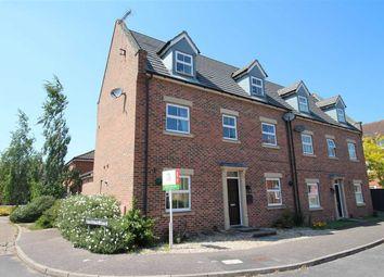 Thumbnail 4 bed semi-detached house for sale in Nock Gardens, Grange Farm, Kesgrave, Ipswich