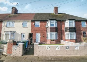 Thumbnail 3 bed terraced house to rent in Western Avenue, Speke, Liverpool