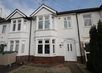 Thumbnail 3 bed terraced house for sale in Morris Avenue, Coventry