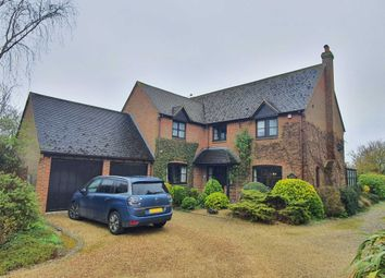 Thumbnail 4 bed detached house for sale in Swan Close, Blackthorn, Bicester