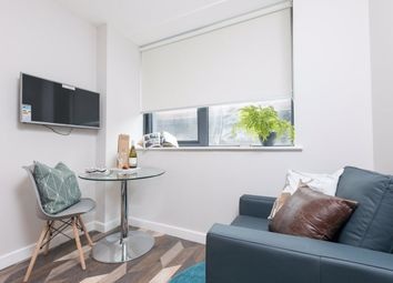 Thumbnail 1 bed flat to rent in Salisbury House, City Centre