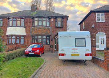 Thumbnail 3 bedroom semi-detached house for sale in Great Bridge Road, Bilston, West Midlands