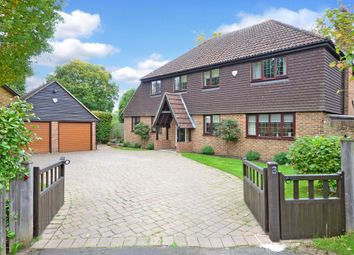 Thumbnail 4 bed detached house for sale in Dempster Close, Long Ditton, Surbiton