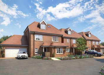 Thumbnail 4 bed detached house for sale in Hanbury Mews, Orchard Avenue, Shirley