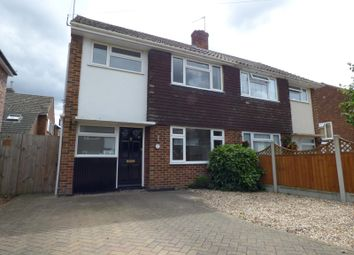 Thumbnail 3 bed semi-detached house to rent in Swanfield, Long Melford, Long Melford