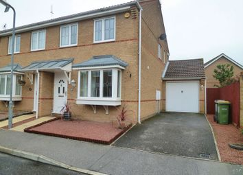 Thumbnail 3 bed semi-detached house to rent in Stirling Close, Rayleigh