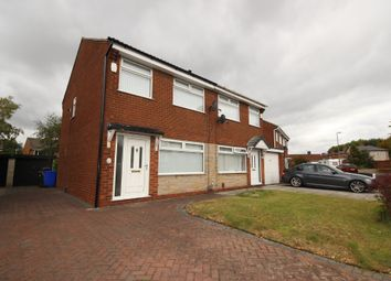 Thumbnail Semi-detached house to rent in Millfield Drive, Boothstown, Worsley, Manchester