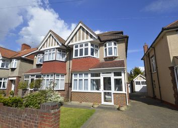 Thumbnail 4 bed semi-detached house for sale in Melrose Avenue, Whitton, Twickenham