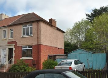 Thumbnail 2 bed end terrace house for sale in Meadowburn Road, Wishaw