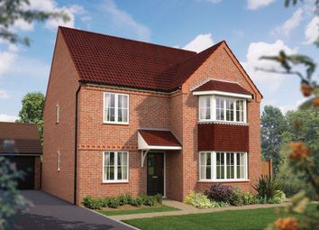 Thumbnail 5 bed detached house for sale in Haughton Road, Shifnal