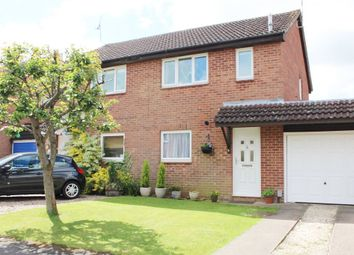 Thumbnail 3 bed semi-detached house for sale in Westonbirt Close, Kenilworth