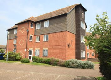 Thumbnail 2 bed flat to rent in Weymouth Close, Clacton-On-Sea