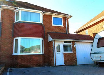 Thumbnail 3 bed semi-detached house for sale in Radnor Rise, Hednesford, Cannock