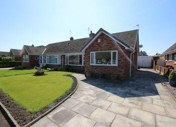 Thumbnail 3 bed semi-detached bungalow for sale in Grangefield, Longton, Preston