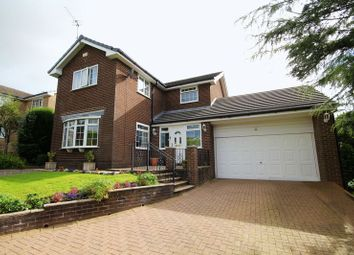 Thumbnail 3 bedroom detached house for sale in Lowerfold Drive, Lowerfold, Rochdale