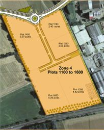 Thumbnail Land for sale in Suffolk Business Park, Zone 4, General Castle Way, Bury St. Edmunds