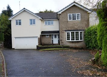 Thumbnail 6 bed detached house for sale in Lowerfold Drive, Rochdale