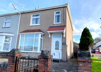 Thumbnail 3 bed semi-detached house for sale in Old Road, Briton Ferry, Neath, Neath Port Talbot.