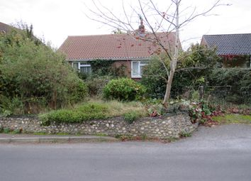 Thumbnail 3 bedroom detached bungalow for sale in Palmers Lane, Aylsham, Norwich
