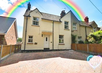 3 bed semi-detached house for sale in Herbage Park Road, Woodham Walter, Maldon CM9