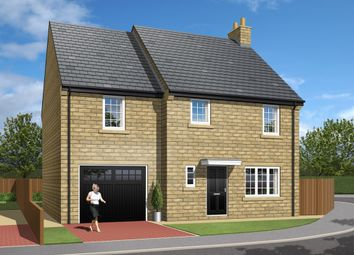 Thumbnail 4 bed detached house for sale in 'the Crown', Plot 14, Park View, Brierley, Barnsley