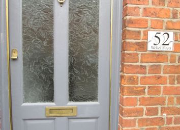 Thumbnail 2 bed terraced house to rent in Welles Street, Sandbach, Cheshire