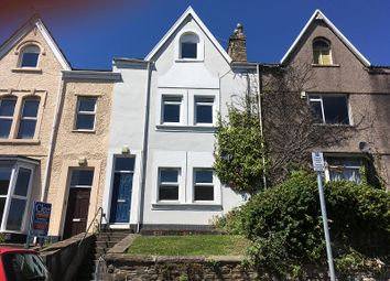 Thumbnail 5 bedroom terraced house for sale in Hanover Street, Swansea, City And County Of Swansea.