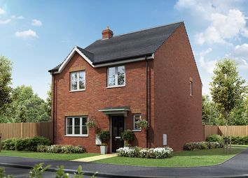 "Thumbnail 4 bed detached house for sale in ""The Mylne"" at Badgers Chase, Retford"