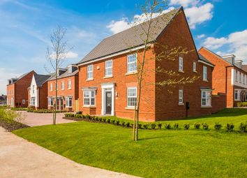 "Thumbnail 4 bedroom detached house for sale in ""Avondale"" at Bayswater Square, Stafford"