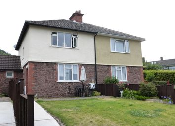 Thumbnail 2 bed terraced house for sale in West Close, Dunster, Minehead