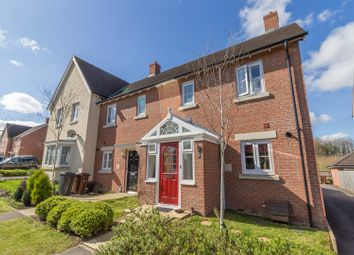Thumbnail 3 bed semi-detached house for sale in Mile Close, Andover