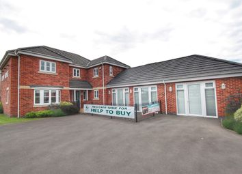 Thumbnail 4 bed detached house for sale in Off Waingroves Road, Waingroves, Ripley