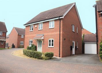 Thumbnail Detached house for sale in Drew Court, Ashby De La Zouch