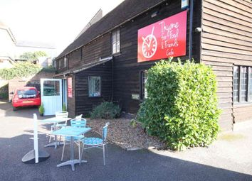 Thumbnail Restaurant/cafe for sale in High Street, East Sussex