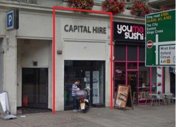 Thumbnail Retail premises to let in Marylebone Road, Marylebone