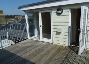 Thumbnail 2 bed flat to rent in Lugley Street, Newport